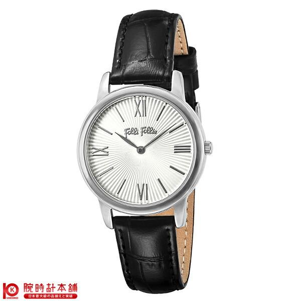 【新作】フォリフォリ FolliFollie マッチポイント WF15T032SPW BK [海外輸入品] レディース 腕時計 時計