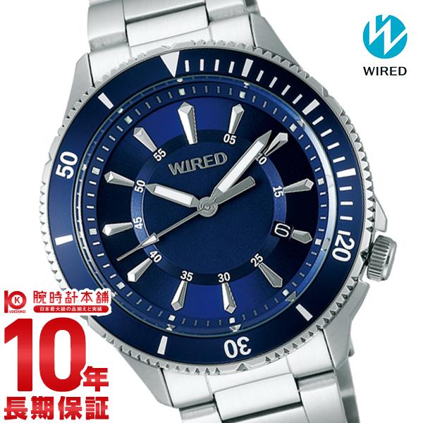 セイコー ワイアード WIRED AGAJ402 [正規品] メンズ 腕時計 時計