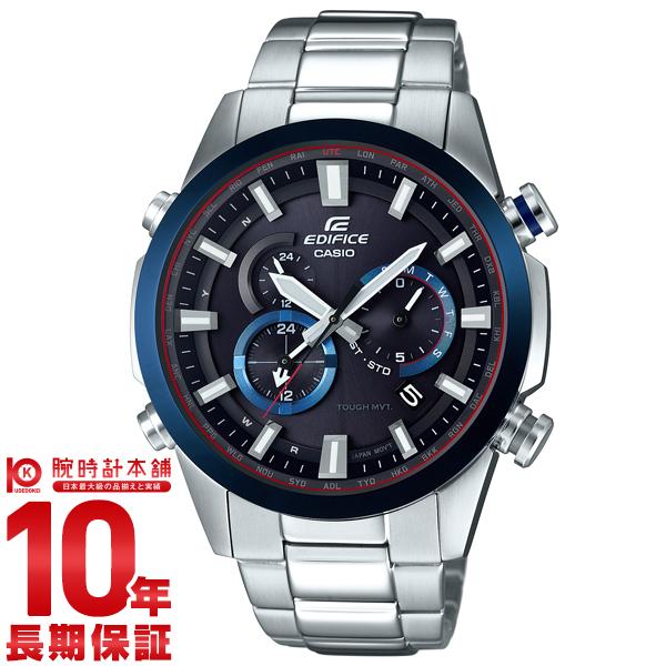 カシオ エディフィス EDIFICE EQW-T640DB-1A2JF [正規品] メンズ 腕時計 時計【24回金利0%】(予約受付中)