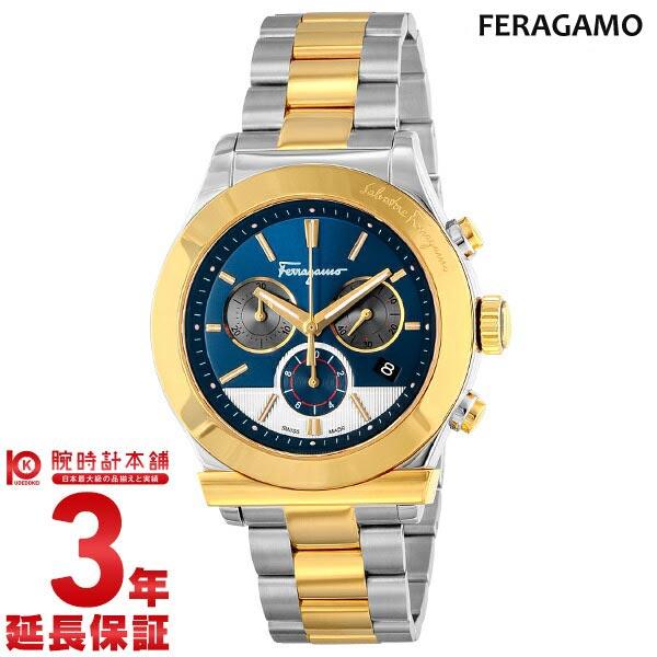 【ショッピングローン24回金利0%】【新作】サルヴァトーレフェラガモ SalvatoreFerragamo フェラガモ1898 FFM110016 [海外輸入品] メンズ 腕時計 時計