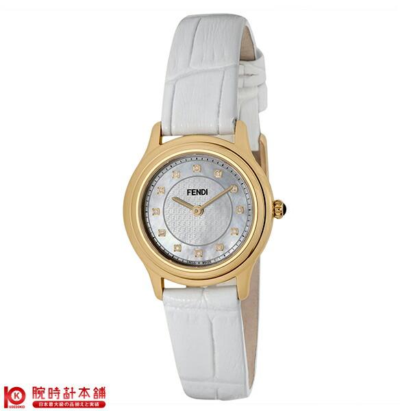 【24回金利0%】フェンディ FENDI クラシコラウンド F250424541D1 [輸入品] レディース 腕時計 時計
