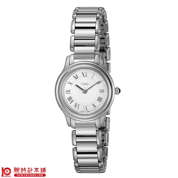 【24回金利0%】フェンディ FENDI クラシコラウンド F251024000 [輸入品] レディース 腕時計 時計