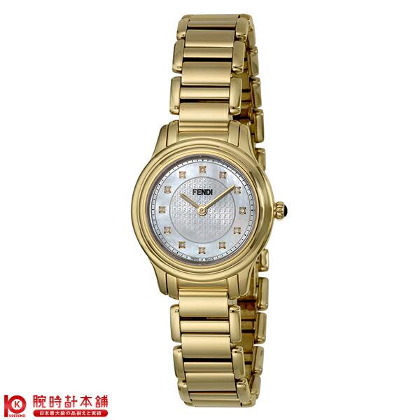 【24回金利0%】フェンディ FENDI クラシコラウンド F251424500D1 [輸入品] レディース 腕時計 時計【あす楽】