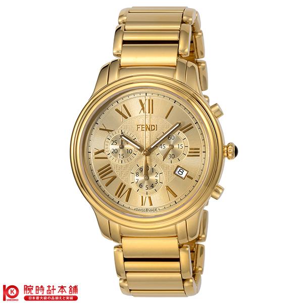 最大1200円割引クーポン対象店 【24回金利0%】フェンディ FENDI クラシコクロノ F252415000 [輸入品] メンズ 腕時計 時計