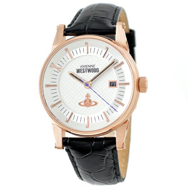 ヴィヴィアン 時計 ヴィヴィアンウエストウッド 腕時計 VV065SWHBK メンズ