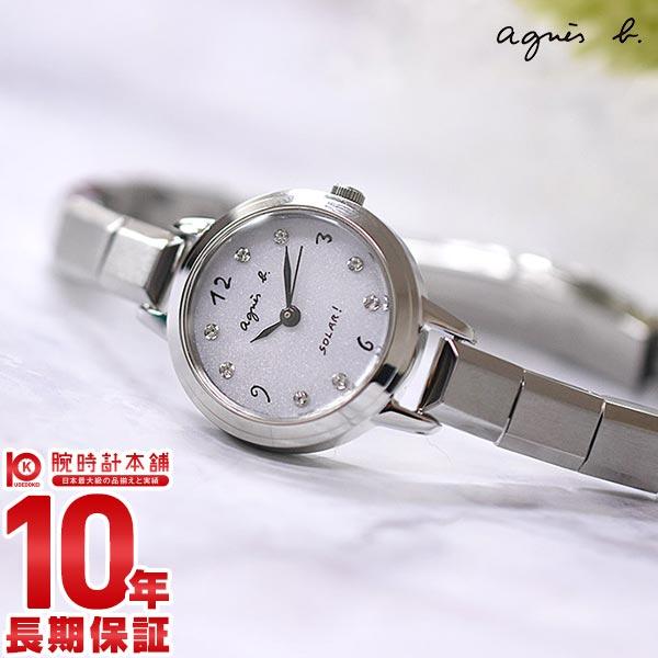 【2000円割引クーポン】アニエスベー 時計 レディース agnesb FBSD951 [正規品] 【24回金利0%】