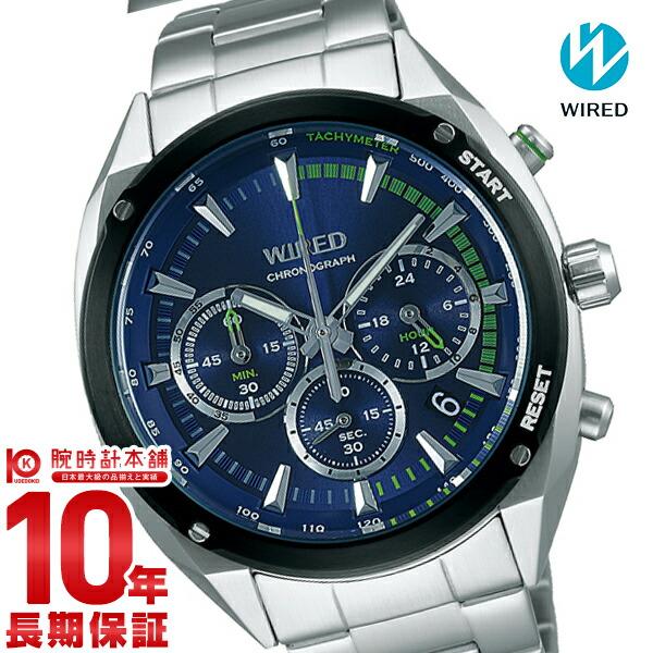 【店内最大37倍!28日23:59まで】セイコー ワイアード WIRED AGAW444 [正規品] メンズ 腕時計 時計