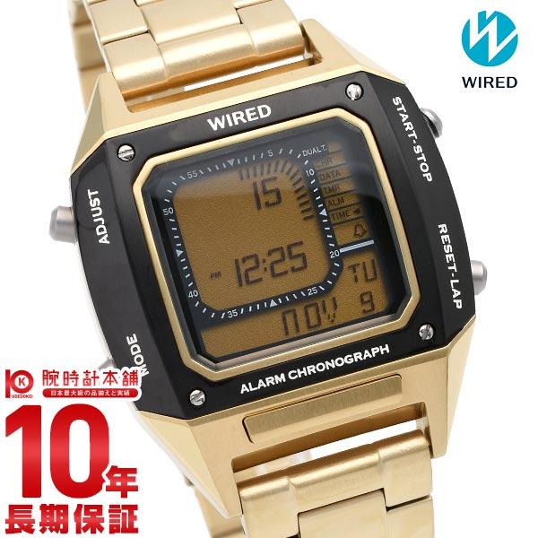 セイコー ワイアード WIRED AGAM402 [正規品] メンズ 腕時計 時計