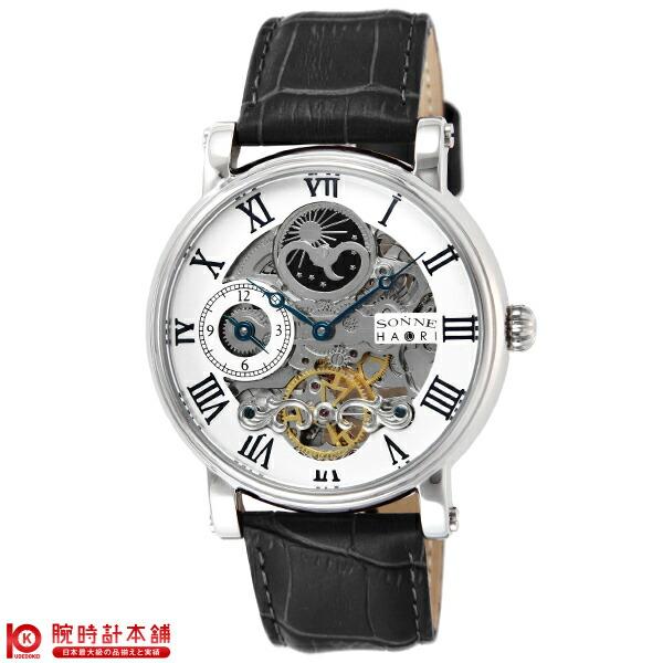 ゾンネ SONNE ゾンネ×ハオリ 岩城滉一 コラボモデル H013SV [正規品] メンズ 腕時計 時計