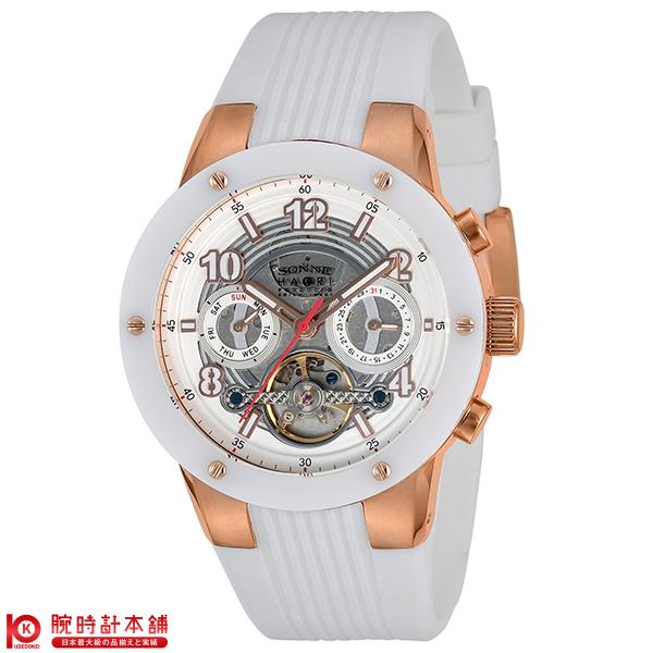 ゾンネ SONNE ゾンネ×ハオリ 岩城滉一 コラボモデル H017PG-WH [正規品] メンズ 腕時計 時計