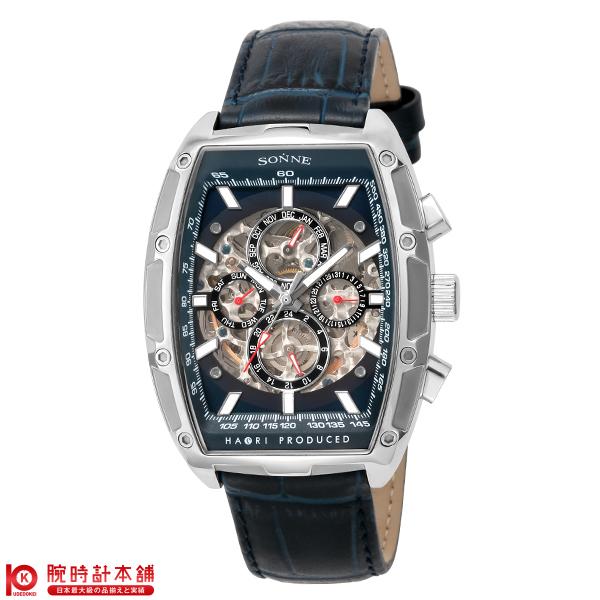 ゾンネ SONNE ゾンネ×ハオリ 岩城滉一 コラボモデル H018SS-NV [正規品] メンズ 腕時計 時計