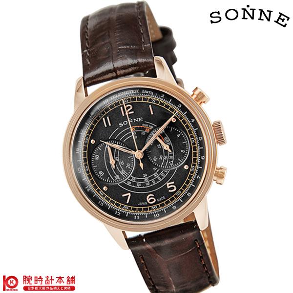 最大1200円割引クーポン対象店 ゾンネ SONNE ヒストリカルコレクション HI001PG [正規品] メンズ 腕時計 時計