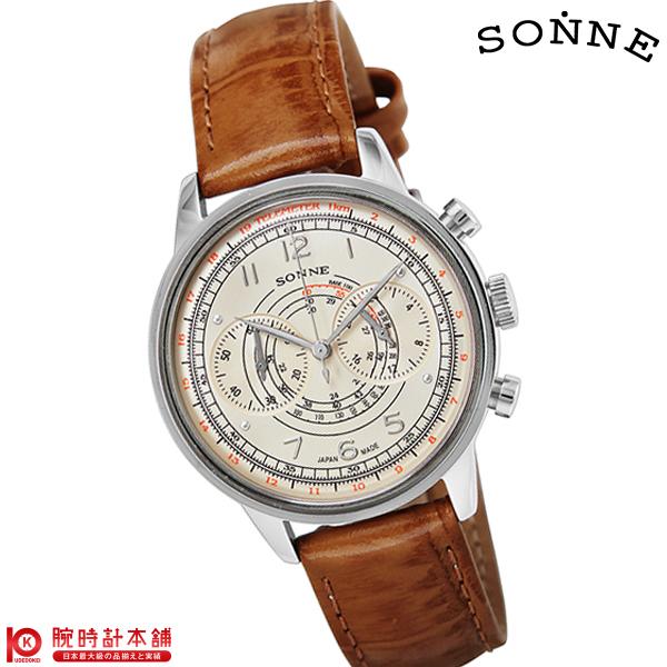 最大1200円割引クーポン対象店 ゾンネ SONNE ヒストリカルコレクション HI001SV [正規品] メンズ 腕時計 時計
