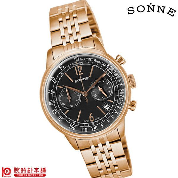 ゾンネ SONNE ヒストリカルコレクション HI002PG [正規品] メンズ 腕時計 時計