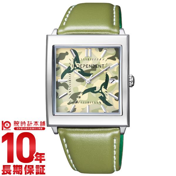 インディペンデント INDEPENDENT 「戦国BASARA」コラボモデル 限定BOX付き BQ1-417-92 [正規品] メンズ&レディース 腕時計 時計