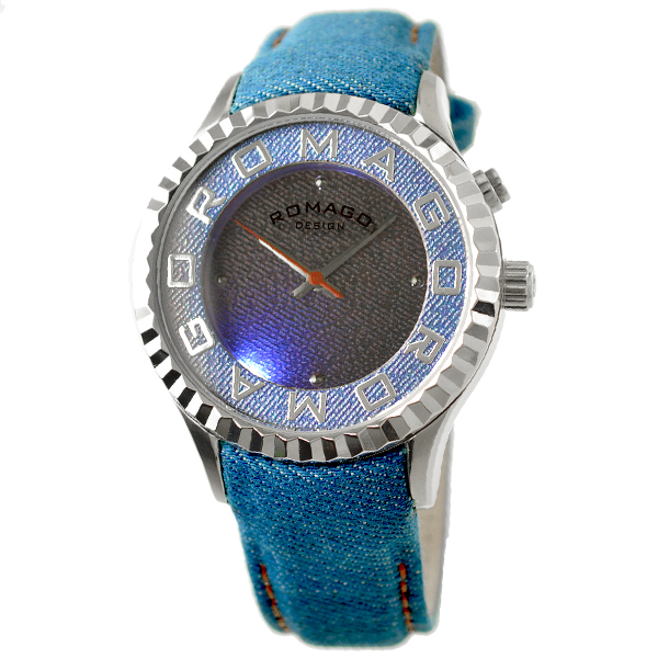 【3000円割引クーポン】ロマゴデザイン ROMAGODESIGN  RM078-0505ST-SV [正規品] メンズ&レディース 腕時計 時計