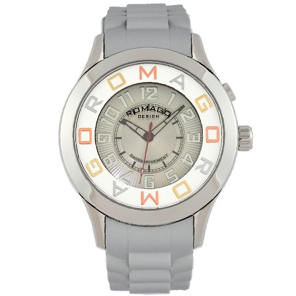 【2000円割引クーポン】ロマゴデザイン ROMAGODESIGN  RM015-0162PL-SVSV [正規品] メンズ&レディース 腕時計 時計【あす楽】