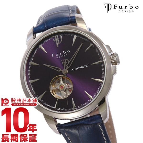 フルボ 時計 フルボデザイン 腕時計 Furbo F5027SBLBL [正規品] メンズ