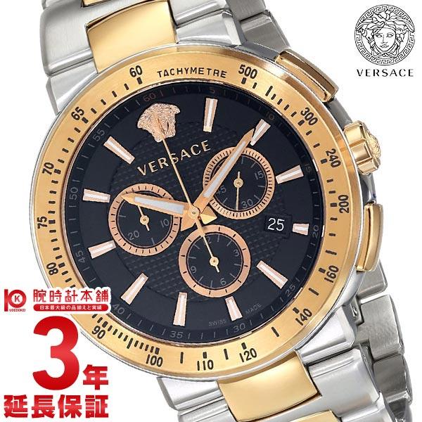 【24回金利0%】ヴェルサーチ VERSACE VFG100014 [輸入品] メンズ 腕時計 時計