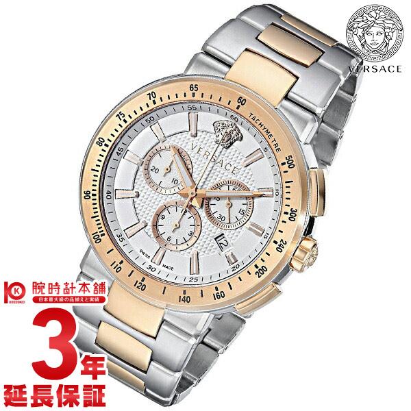 【24回金利0%】ヴェルサーチ VERSACE VFG130015 [輸入品] メンズ 腕時計 時計