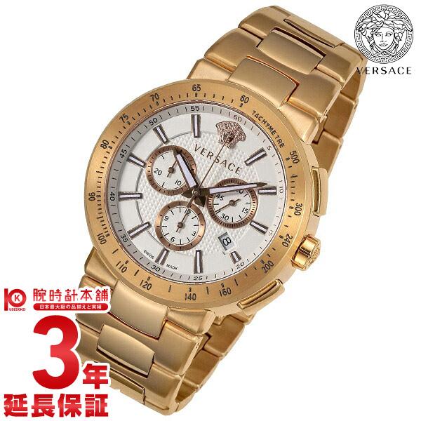 【24回金利0%】ヴェルサーチ VERSACE VFG180016 [輸入品] メンズ 腕時計 時計