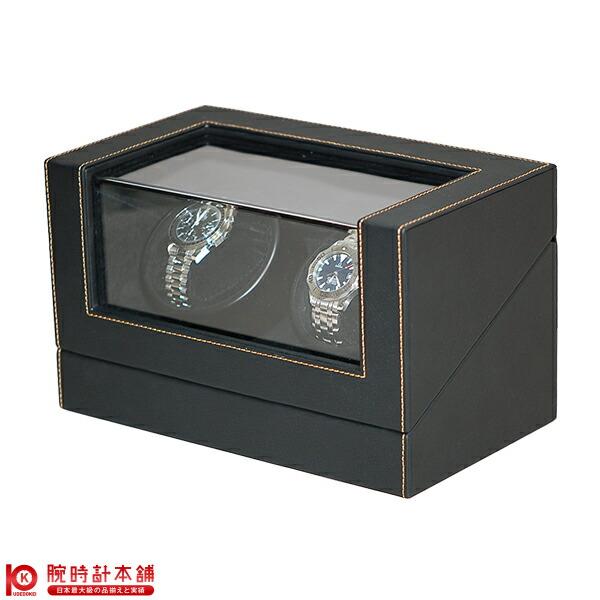 ワインディングマシン 2本巻ワインダー 合皮黒 IG-ZERO107-1