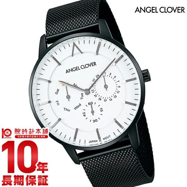 エンジェルクローバー 時計 AngelClover ゼロ 替えベルト付き ZE42BWH [正規品] メンズ 腕時計