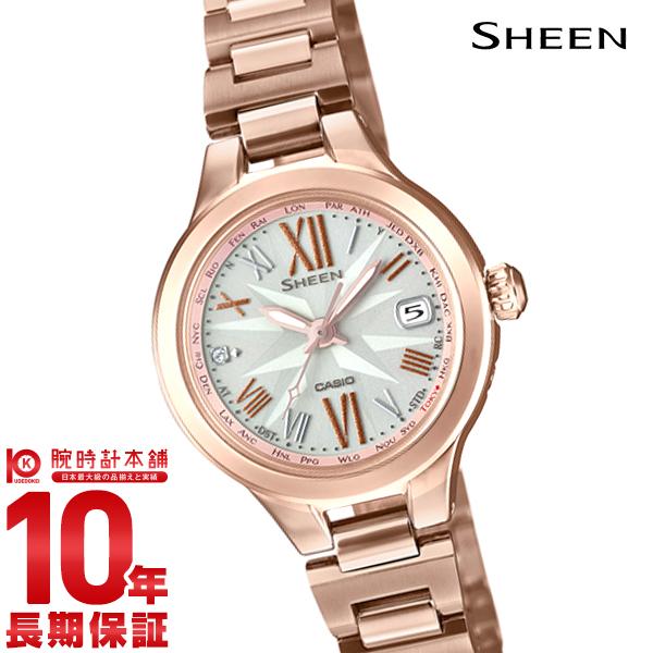 カシオ シーン SHEEN SHW-1750CG-4AJF [正規品] レディース 腕時計 時計【24回金利0%】(予約受付中)