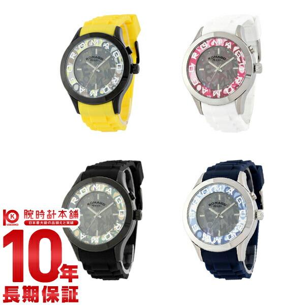 【3000円割引クーポン】ロマゴデザイン ROMAGODESIGN RM079-0506PL-YE [正規品] メンズ&レディース 腕時計 時計
