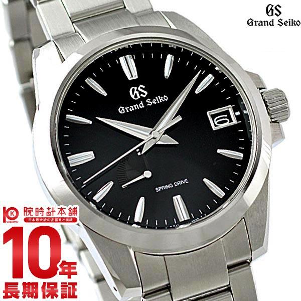 セイコー グランドセイコー GRANDSEIKO 9Rスプリングドライブ 10気圧防水 SBGA227 [正規品] メンズ 腕時計 時計