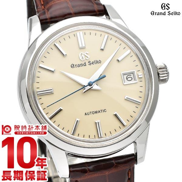 【店内最大37倍!28日23:59まで】セイコー グランドセイコー GRANDSEIKO 9Sメカニカル 機械式(自動巻き) SBGR261 [正規品] メンズ 腕時計 時計