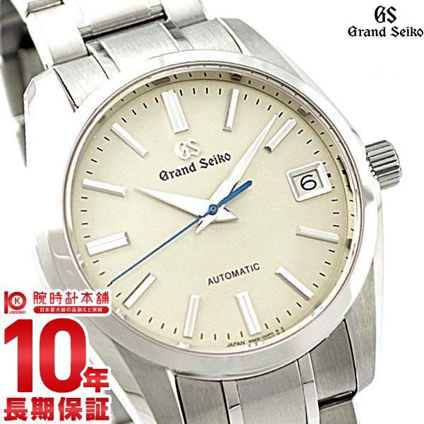 セイコー グランドセイコー GRANDSEIKO 9Sメカニカル 10気圧防水 機械式(自動巻き) SBGR259 [正規品] メンズ 腕時計 時計