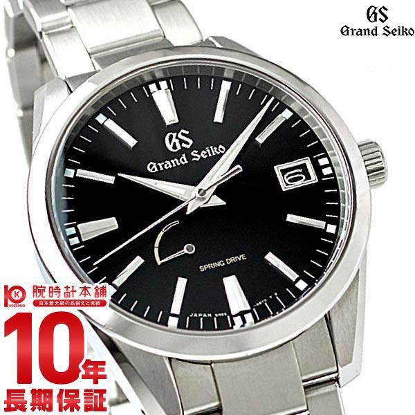 セイコー グランドセイコー GRANDSEIKO 9Rスプリングドライブ 10気圧防水 SBGA301 [正規品] メンズ 腕時計 時計【あす楽】