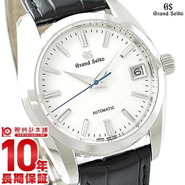 セイコー グランドセイコー GRANDSEIKO 9Sメカニカル 10気圧防水 機械式(自動巻き) SBGR287 [正規品] メンズ 腕時計 時計