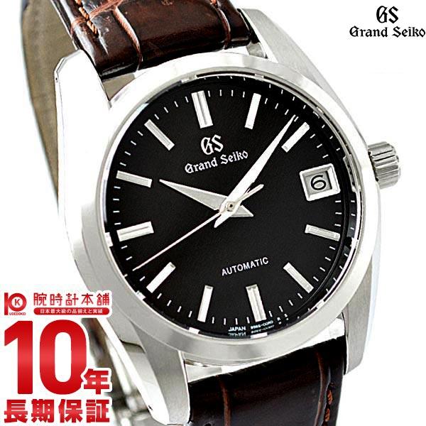 セイコー グランドセイコー GRANDSEIKO 9Sメカニカル 10気圧防水 機械式(自動巻き) SBGR289 [正規品] メンズ 腕時計 時計【あす楽】