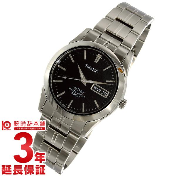 最大1200円割引クーポン対象店 【最安値挑戦中】セイコー 腕時計 逆輸入モデル SEIKO SGG715P1 メンズ