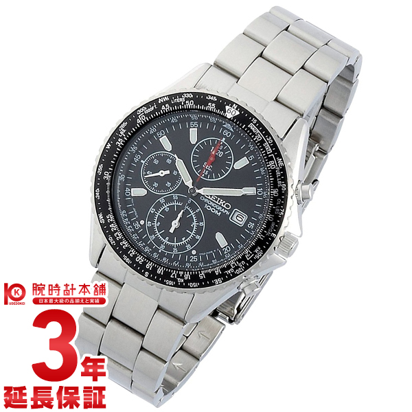 【最安値挑戦中】セイコー 腕時計 逆輸入モデル クロノグラフ CHRONOGRAPH SND253P メンズ