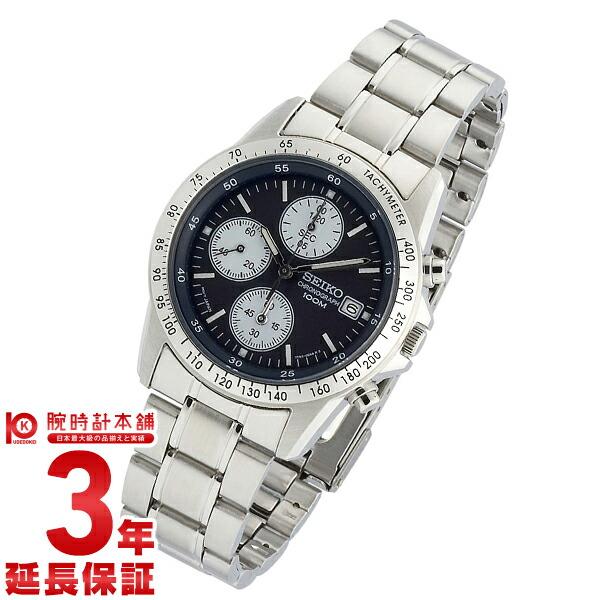 最大1200円割引クーポン対象店 【最安値挑戦中】セイコー 腕時計 逆輸入モデル クロノグラフ CHRONOGRAPH SND365P メンズ