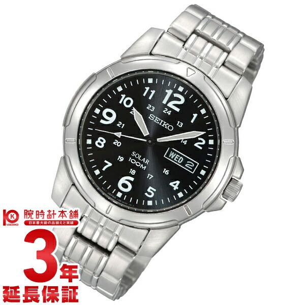 セイコー 腕時計 逆輸入モデル SEIKO SNE095P1 メンズ