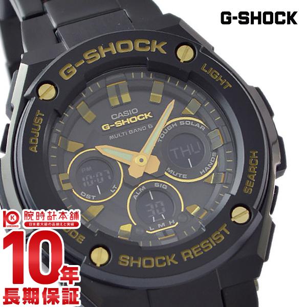 カシオ Gショック G-SHOCK GST-W300BD-1AJF [正規品] メンズ 腕時計 時計【24回金利0%】