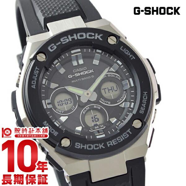 【店内ポイント最大43倍&最大2000円OFFクーポン!9日20時から】カシオ Gショック G-SHOCK GST-W300-1AJF [正規品] メンズ 腕時計 時計