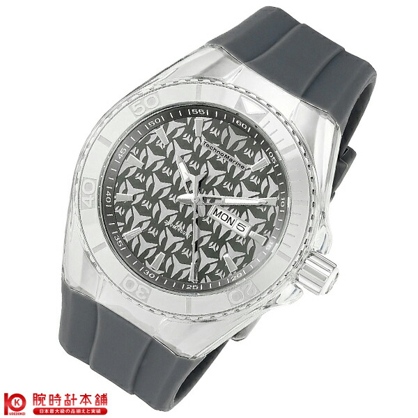 【24回金利0%】テクノマリーン TechnoMarine 替えベルト・ケースカバー付き TM115062 [輸入品] メンズ 腕時計 時計