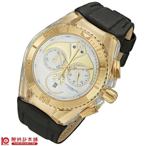 【24回金利0%】テクノマリーン TechnoMarine 替えベルト・ケースカバー付き TM115007 [輸入品] メンズ 腕時計 時計
