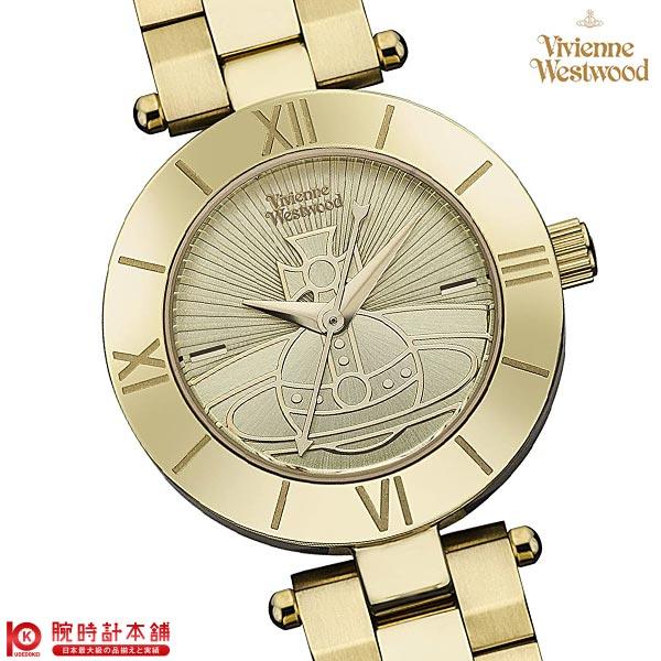 最大1200円割引クーポン対象店 ヴィヴィアン 時計 ヴィヴィアンウエストウッド VV092CPGD レディース
