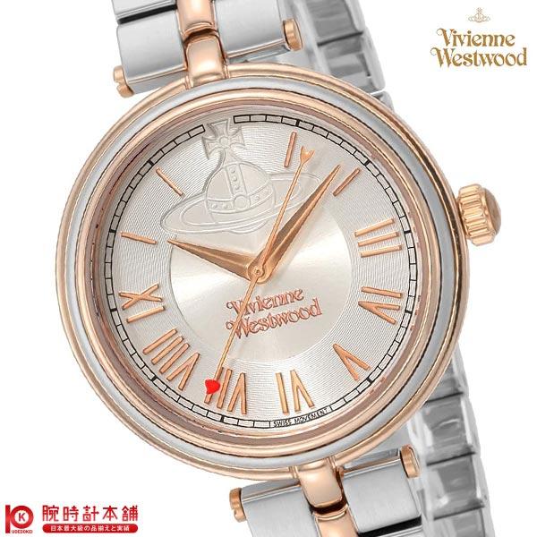 最大1200円割引クーポン対象店 ヴィヴィアン 時計 ヴィヴィアンウエストウッド VV168RSSL レディース