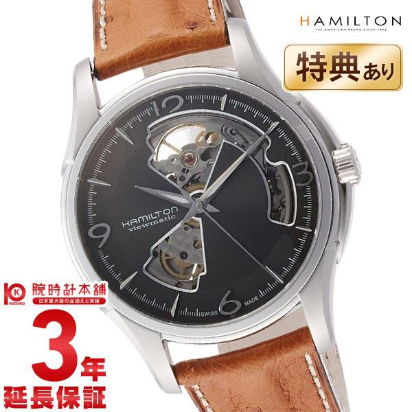 【店内ポイント最大43倍&最大2000円OFFクーポン!9日20時から】ハミルトン ジャズマスター 腕時計 HAMILTON H32565585 メンズ