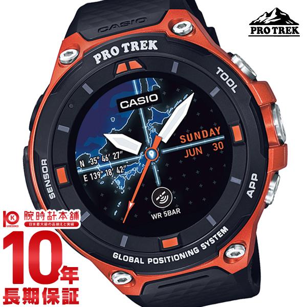 カシオ プロトレック PROTRECK Bluetooth搭載 WSD-F20-RG [正規品] メンズ&レディース 腕時計 時計【24回金利0%】