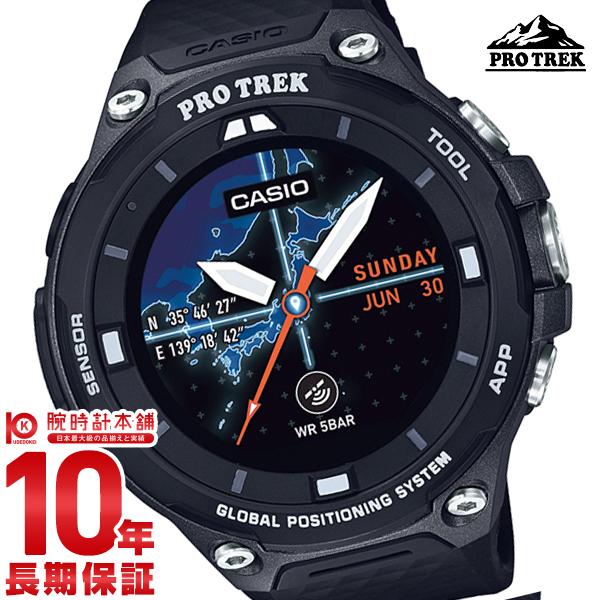 カシオ プロトレック PROTRECK Bluetooth搭載 WSD-F20-BK [正規品] メンズ&レディース 腕時計 時計【24回金利0%】(予約受付中)