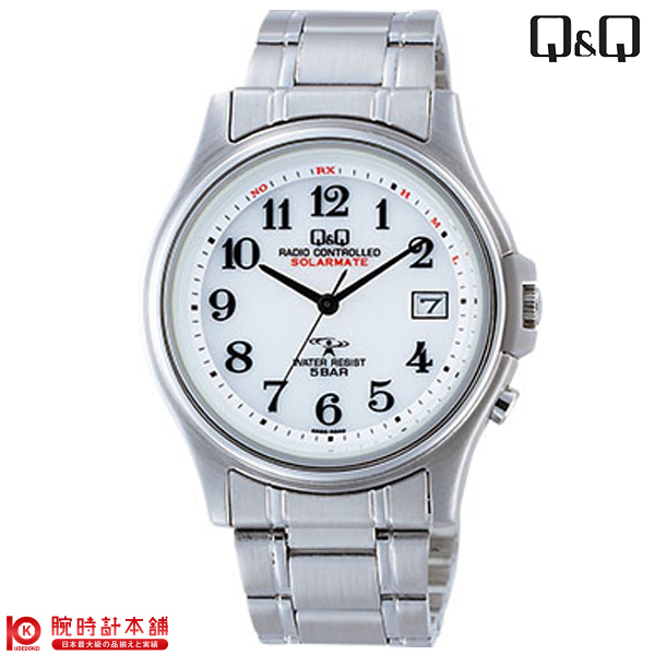 シチズン キュー&キュー Q&Q HG00-800 [正規品] メンズ 腕時計 時計