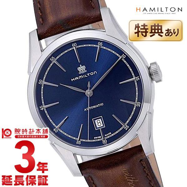 【店内最大37倍!28日23:59まで】ハミルトン 腕時計 HAMILTON スピリット オブ リバティ H42415541 メンズ【24回金利0%】